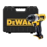 DeWalt DCF610N - 10.8V Screwdriver and Tough Carry Case - 1