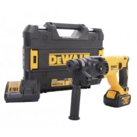 Dewalt DCH133M1 18v Li-ion XR Brushless SDS+ Rotary Hammer Drill |