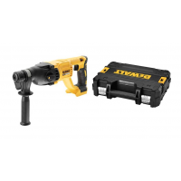 DeWalt DCH133NT - 18V Brushless Sds Hammer Drill 3 Mode Bare Tool In Tstak Case |