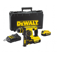 DeWalt DCH253M2-GB - 18V XR SDS Hammer 2 x 4.0Ah Batteries Charger & Kit Box |
