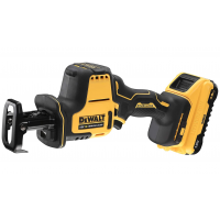 DeWalt DCS369NT - XR 18V ​​Saber Mini-Saw Body Only In Tstak Case |