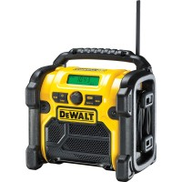 DeWalt DCR020-GB - 10.8V / 14.4V / 18V XR Compact Digital Radio |