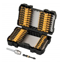 DeWalt DT70545T - 34 Piece Impact Torsion Screwdriver set With Aluminium Screw Lock