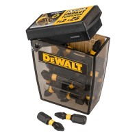Dewalt DT70556t-QZ -  Set of 25 bits Impact Torsion PZ2 25 mm