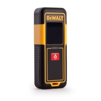DEWALT DW033-XJ 30 m/100 ft Laser Distance Meter - Yellow/Black
