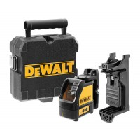 DeWalt DW088K-XJ - 2 Way Self-Levelling Line Cross Laser Kit DW088 DW088K-XJ
