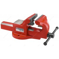 FACOM 1222.150E 150MM ENGINEERS VICE WITH FIXED BASE