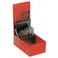 FACOM 227.J2A METRIC TAP AND DRILL BIT SET . M3 - M12.
