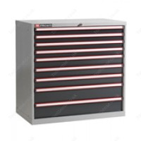 FACOM 2939A 9 DRAWER STORAGE CABINET
