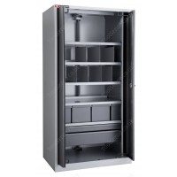 FACOM 2940B CABINET WITH FOLDING DOORS