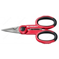 FACOM 841A.4 SHEATHED ELECTRICIANS SCISSORS