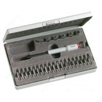 FACOM AEM.J2 26 PIECE MICRO-TECH BIT SET & SOCKET SET