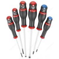 FACOM AND.J5 5 PIECE PROTWIST SCREWDRIVER SET