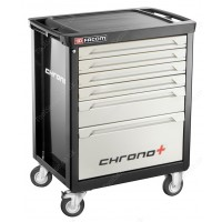 FACOM CHRONO.6M3 6 DRAWER CHRONO+ ROLLER CABINET