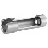 "FACOM D.146A 1/2"" DRIVE HEXAGONAL ( HEX / HEXAGON ) (6 POINT) LONG REACH LAMBDA PROBE SOCKET - 22MM"