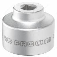 "FACOM D.163-27 3/8"" DRIVE HEXAGONAL ( HEX / HEXAGON ) COMPOSITE CAP WRENCH SOCKET 27MM"