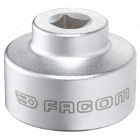 "FACOM D.163-30 3/8"" DRIVE HEXAGONAL ( HEX / HEXAGON ) COMPOSITE CAP WRENCH SOCKET 30MM"