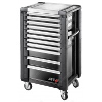 FACOM JET.11GM3 JET+ 11 DRAWER ROLLER CABINET GREY