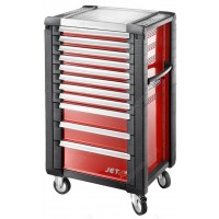 FACOM JET.11M3 JET+ 11 DRAWER ROLLER CABINET RED