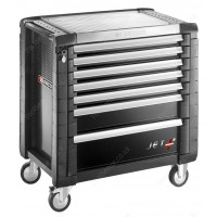 FACOM JET.7GM4 JET+ 7 DRAWER ROLLER CABINET - GREY