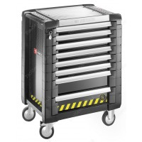 FACOM JET.8GM3S JET+3 8 DRAWER ROLLER CABINET SAFETY RANGE