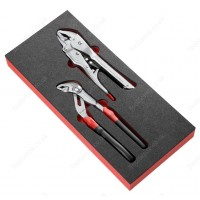 FACOM MODM.PR12 2 PIECE ADJUSTABLE PLIER MODULE SET