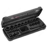 "FACOM NS.500A 1/2"" DRIVE IMPACT SOCKET SET. METRIC"