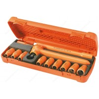 "FACOM S.400AVSE 1000 V INSULATED 1/2"" DRIVE 12 PIECE TOOL SET"