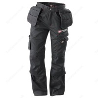 "FACOM VP.PANTA-L MULTI POCKET WORK TROUSERS - LARGE ( 34"" )"
