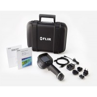 FLIR Systems E6 Compact Thermal Imaging Camera with 160 x 120 IR Resolution and MSX