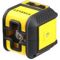 Stanley Cubix Cross Line Laser Level (Red Beam)  |