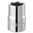 "BRITOOL EXPERT E031304B 3/8"" DRIVE 6 POINT STANDARD SOCKET 3/8"""