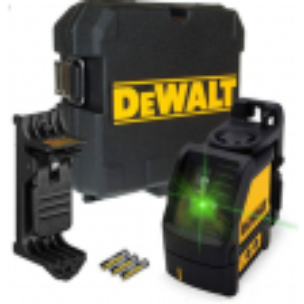 DeWalt DW088CG-XJ - Cross Line Green Laser |