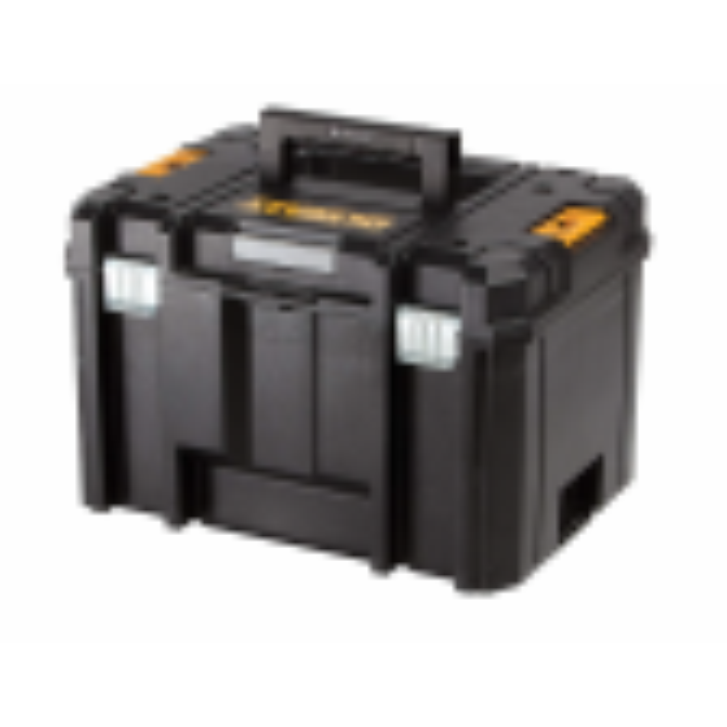 Dewalt DWST1-71195 TSTAK VI Deep Tool Box 23L, Heavy Duty |