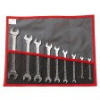 FACOM 44.JE9T METRIC OPEN END WRENCH SET 3.2 - 19MM
