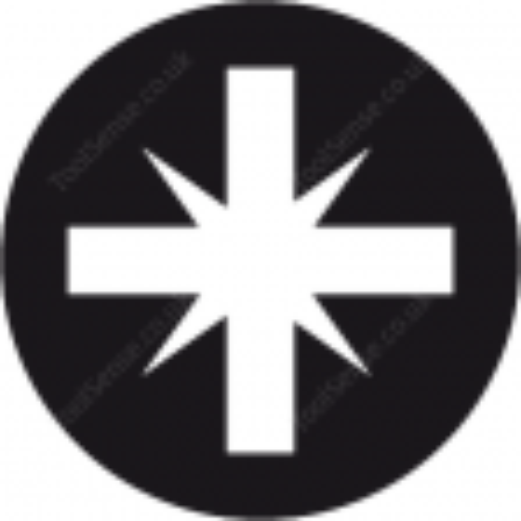 FACOM ED.631T HIGH PERFORMANCE TITANIUM SERIES 6 POZIDRIV ( POZI / POZIDRIVE ) SCREWDRIVER BIT PZ1